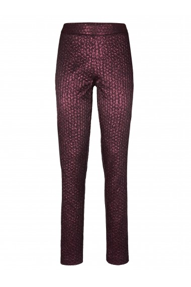 Pantaloni drepti heine TIMELESS 92931006 rosu