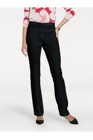 Pantaloni drepti pentru mignone heine TIMELESS HNE-008140 negru - els