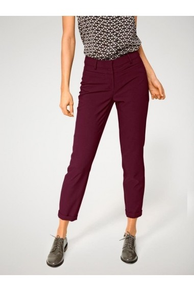 Pantaloni heine TIMELESS 180228 bordo