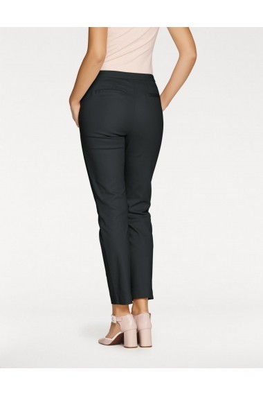 Pantaloni drepti heine TIMELESS 005312 negru