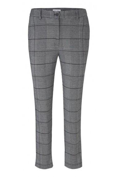 Pantaloni drepti heine TIMELESS 74041140 negru
