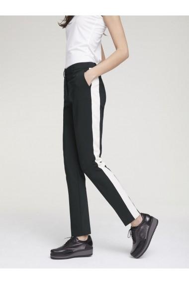 Pantaloni drepti heine TIMELESS 94786935 negru