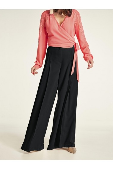 Pantaloni largi heine TIMELESS 11449162 negru