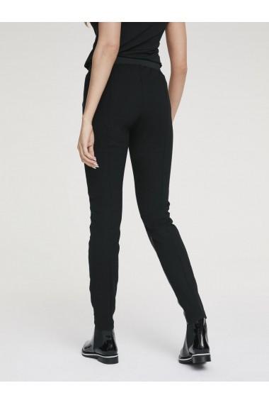 Pantaloni drepti heine STYLE 62685807 maro