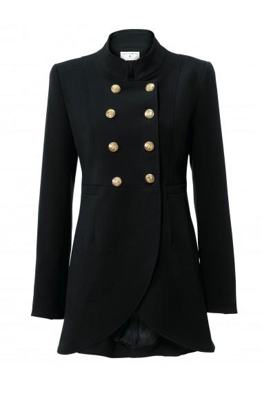 Palton heine STYLE 15062432 negru