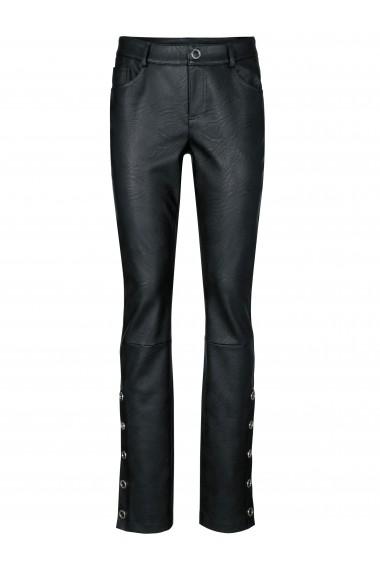 Pantaloni drepti heine STYLE 60888865 negru - els