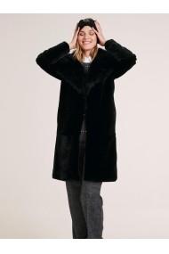 Палто heine STYLE HNE-89051162 Черен