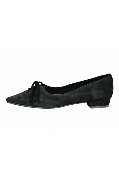 Pantofi Heine 142599 negru - els