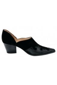 Pantofi cu toc Heine 003565 negru - els
