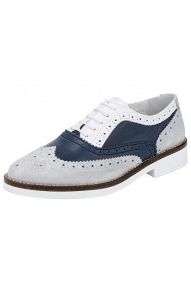 Pantofi Heine 148416 bleumarin