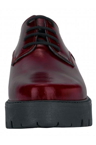 Pantofi Heine 13178447 bordo