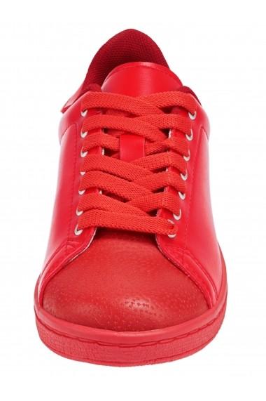 Pantofi sport Heine 097269 rosu - els