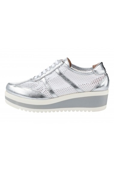 Pantofi sport Heine 186800 alb