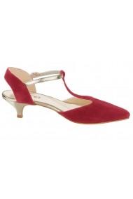 Pantofi Heine 008784 rosu