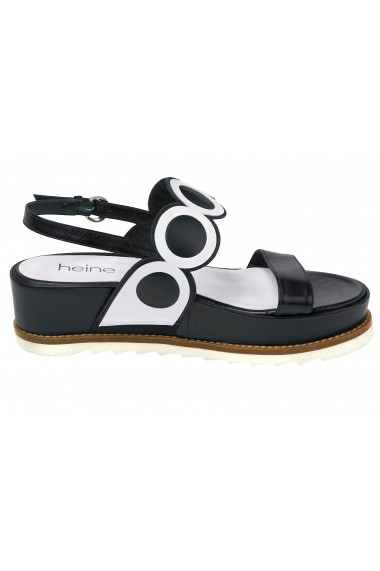 Sandale Heine 100469 negru