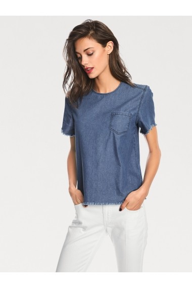 Bluza heine STYLE 031064 albastra