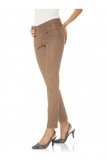 Jeans heine STYLE 003061 maro