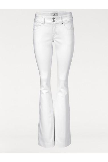 Jeans heine STYLE 081238 alb