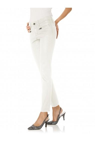 Jeans heine STYLE 157322 alb