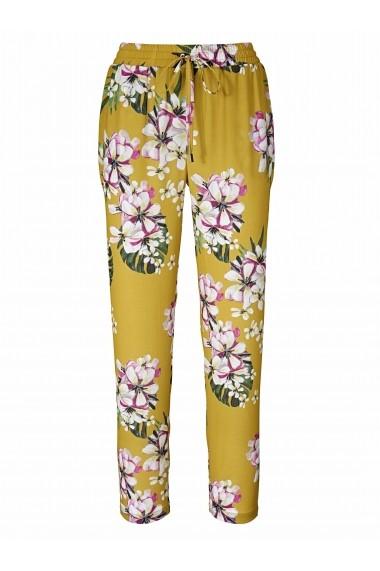 Pantaloni largi mignona heine STYLE 005114 multicolor