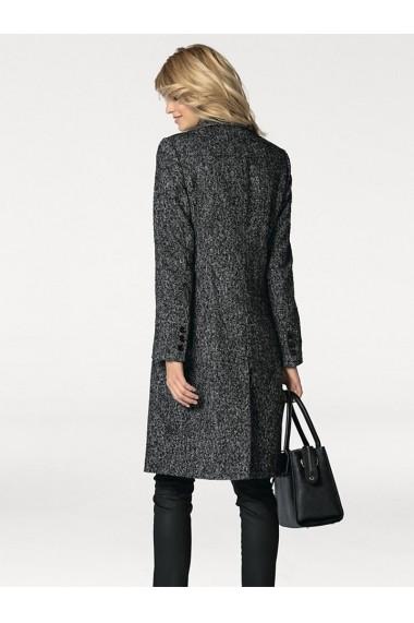 Palton heine STYLE 170570 negru - els