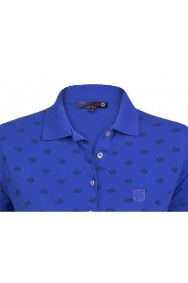 Tricou Polo Giorgio di Mare GI8686585 Albastru