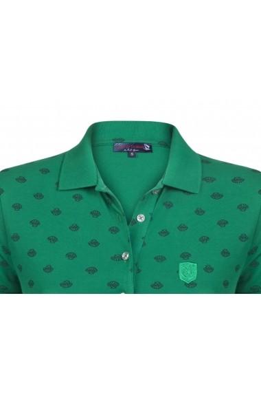 Tricou Polo Giorgio di Mare GI5536919 Verde