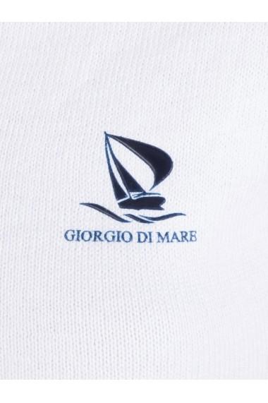 Pulover Giorgio di Mare GI7010967 alb