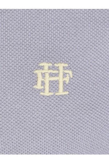 Tricou polo FELIX HARDY FE7592163 gri