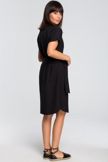 Rochie BeWear b111 Neagra