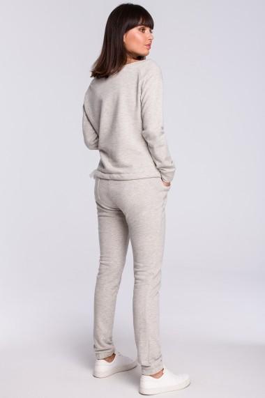 Pantaloni BeWear b107 Gri