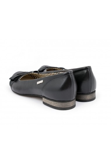 Pantofi ZAPATO 07 Negru