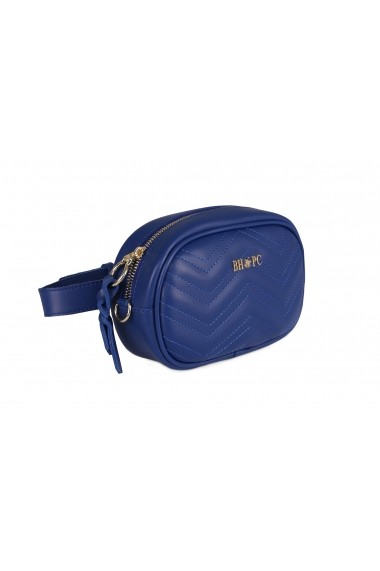 Borseta Beverly Hills Polo Club 657BHP0732 Albastru