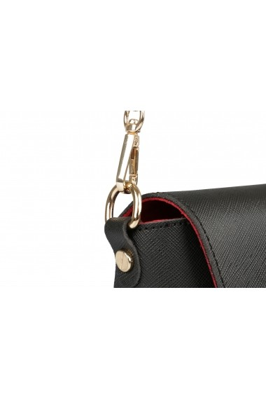 Geanta Beverly Hills Polo Club 657BHP0855 negru