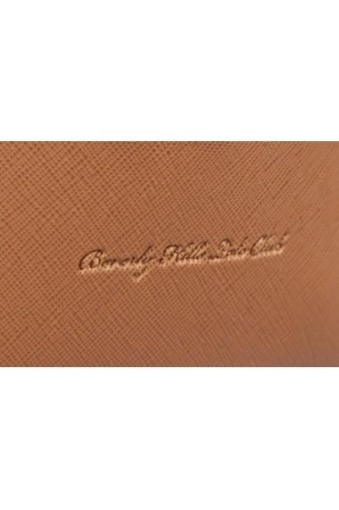 Geanta Beverly Hills Polo Club 657BHP0862 maro