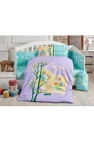 Set lenjerie de pat pentru copii Hobby 113HBY0062 multicolor