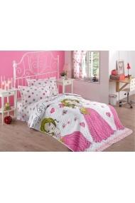 Set lenjerie de pat single Eponj Home 143EPJ9503 multicolor