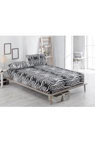 Set lenjerie de pat EnLora Home 162ELR0525 negru