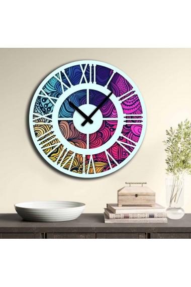 Ceas decorativ Home Art 238HMA6231 multicolor