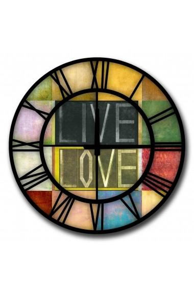 Ceas decorativ Home Art 238HMA6250 multicolor