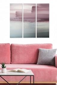 Tablou decorativ (set 3 piese) Bianca 553BNC3578 multicolor