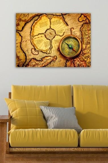Tablou decorativ din panza Bract 529TCR1720 multicolor