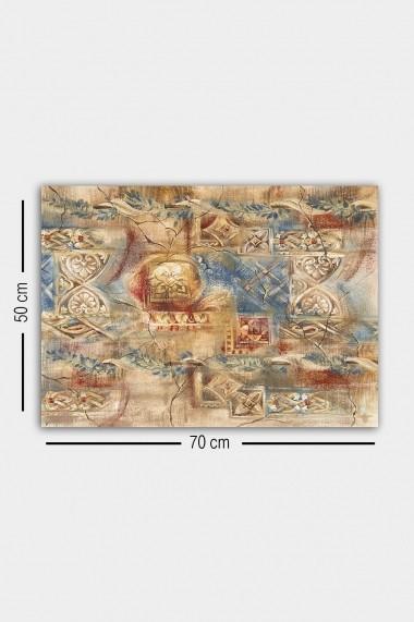 Tablou decorativ din panza Bract 529TCR1722 multicolor