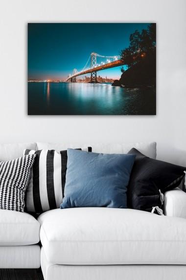 Tablou decorativ din panza Bract 529TCR1727 multicolor