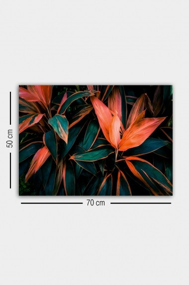 Tablou decorativ din panza Bract 529TCR1731 multicolor