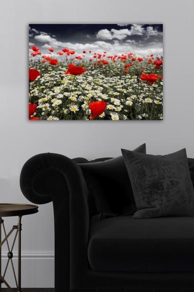 Tablou decorativ din panza Bract 529TCR1740 multicolor