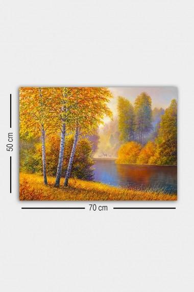 Tablou decorativ din panza Bract 529TCR1745 multicolor