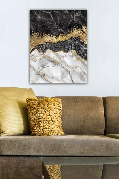 Tablou decorativ din panza Bract 529TCR1749 multicolor