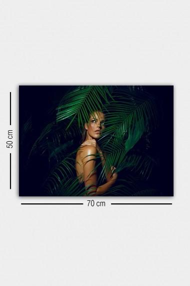 Tablou decorativ din panza Bract 529TCR1751 multicolor
