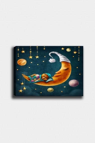Tablou decorativ din panza Bract 529TCR1760 multicolor